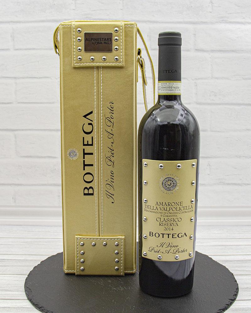 Вино Красное Сухое Bottega Амароне Делла Вальполичелла Классико Рисерва 15,5%,0,75 л.
