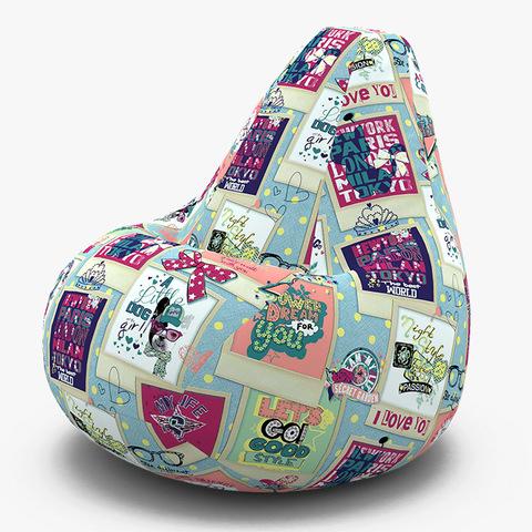 Кресло-мешок «Груша» Дрим