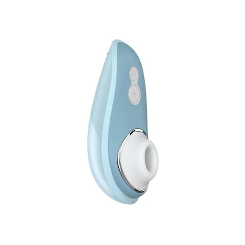Womanizer Liberty голубой Бесконтактный клиторальный стимулятор