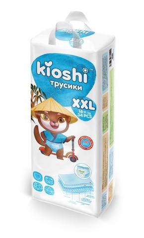 Трусики Kioshi,  16+ кг (XXL)