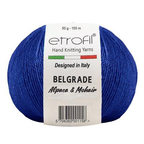 Belgrade ETROFIL (55% полиамид, 30% вискоза, 10% мохер, 5% альпака, 50 гр/125 м)