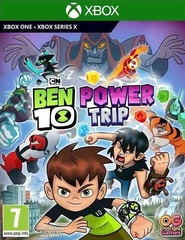 Ben 10: Мощное Приключение (Xbox One/Series X, русские субтитры)
