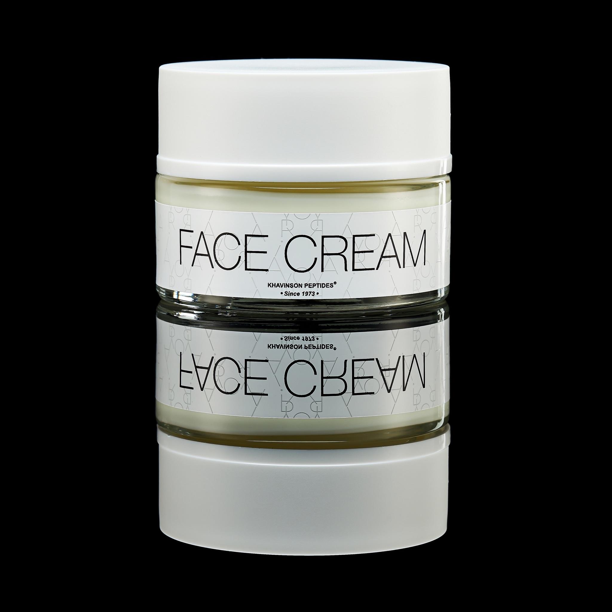 AYORI, Увлажняющий крем для лица Face Cream, 50 мл