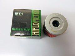 Фильтр масляный Hiflo HF 139 Suzuki DR-Z 400
