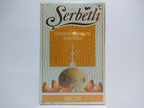 Табак для кальяна SERBETLI ICE  Melon 50gr
