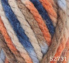 52731 (Оранж,беж,латте,голубой,синий)