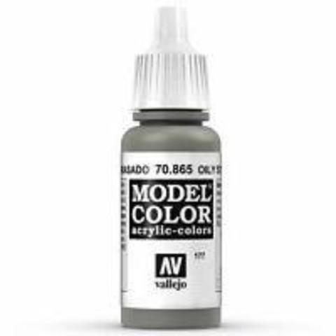 Model Color Gloss Black 17 ml.