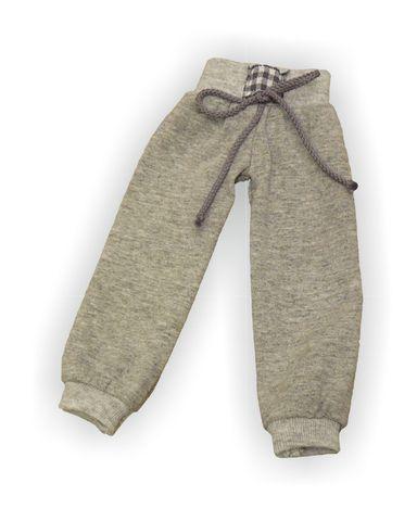 Брюки для прогулки - Серый. Одежда для кукол, пупсов и мягких игрушек.