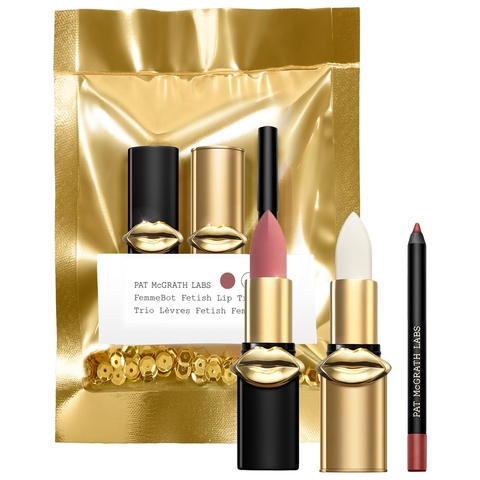 PAT MCGRATH LABS FEMMEBOT FETISH LIP TRIO