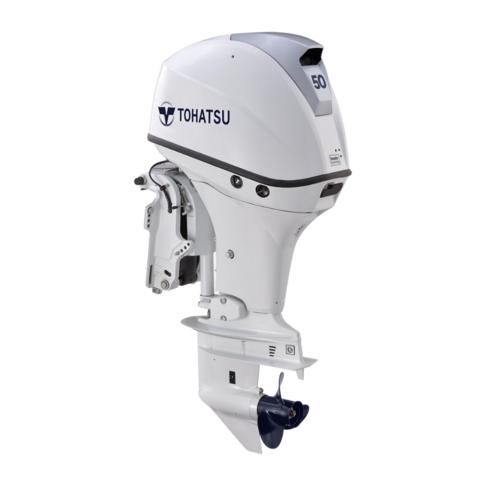 Лодочный мотор Tohatsu MFS 50 AW ETL