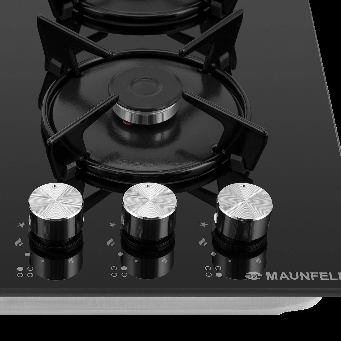 Газовая варочная панель Maunfeld EGHG.64.13STS-EB