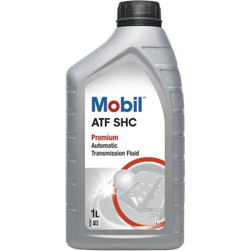 Купить на сайте Ht-oil.ru официальный дилер MOBIL ATF SHC трансмиссионное масло для АКПП синтетическое артикул 142100 (1 Литр)