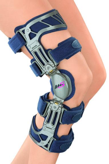 С регулируемыми шарнирами Ортез коленный жесткий регулируемый M.4s OA для лечения остеоартроза m4s_oa.jpg