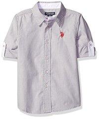 U.S. POLO ASSN. Рубашка в полоску МВ24