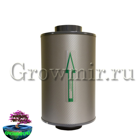 Канальный проходной угольный фильтр-П 250м3