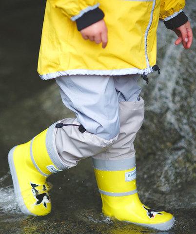 KidORCA (Кидорка) детские резиновые сапоги