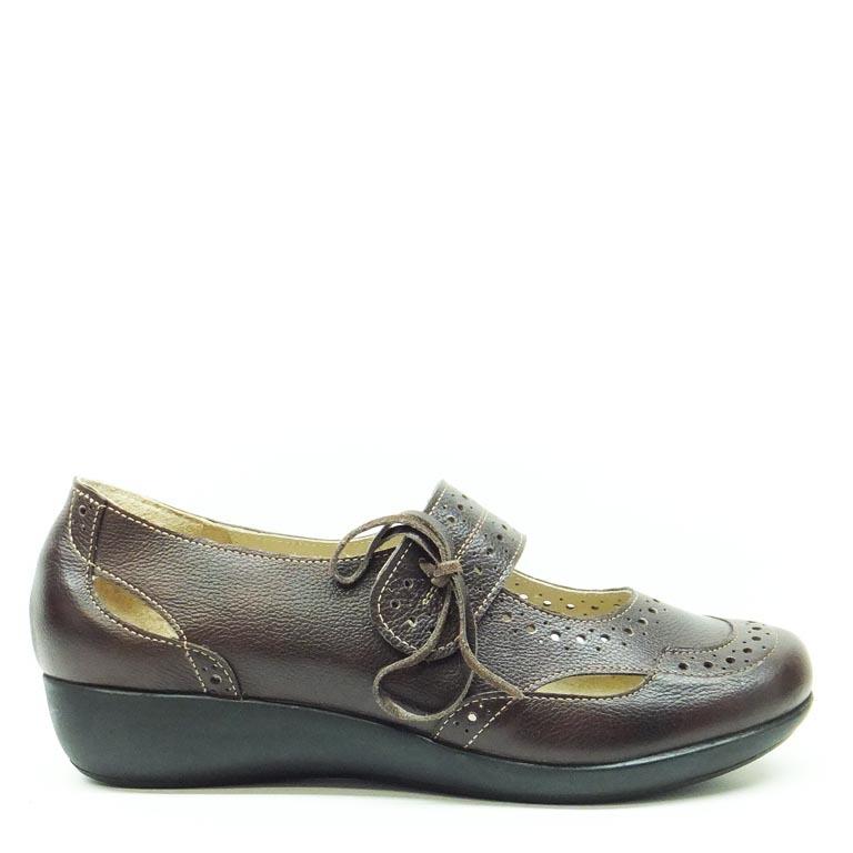 470268 туфли женские больших размеров марки Делфино