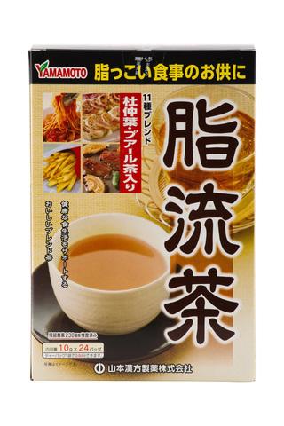 Yamamoto Травяной чай для нейтрализации жирной пищи