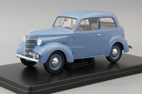 KIM-10-50 blue 1:24 Legendary Soviet cars Hachette #29
