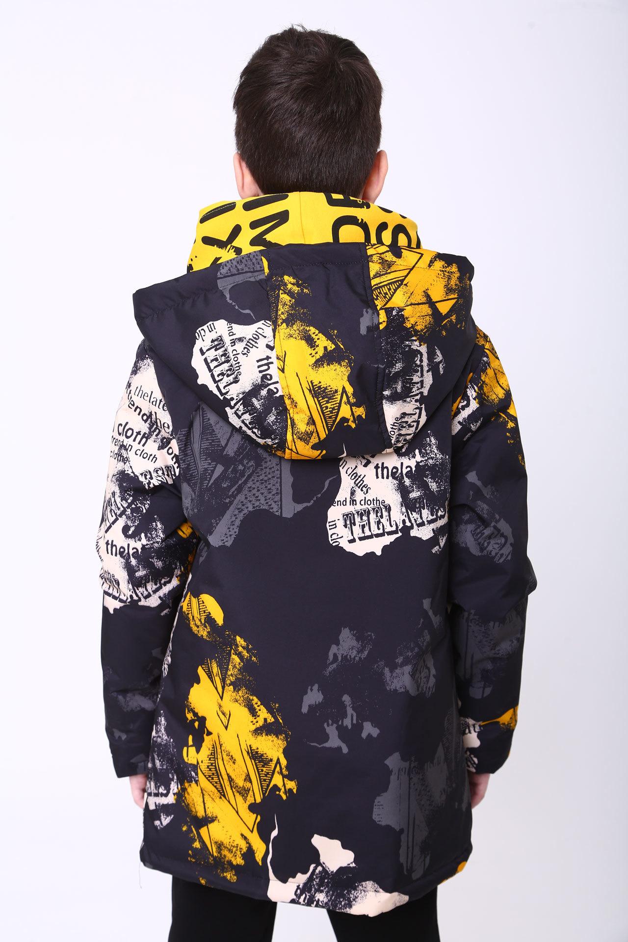 Куртка демисезон для мальчика BM-133 Minika