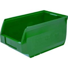Ящик Verona 250х150х130 PP, зеленый арт.5002
