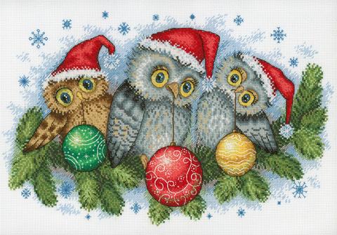Рождественские помощники
