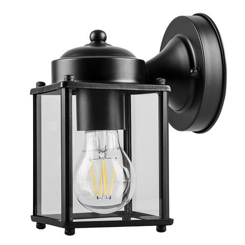 Садово-парковый светильник FERON PL200 E27 черный