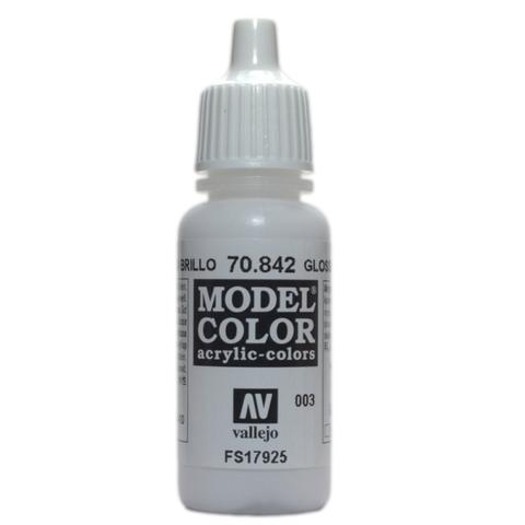 Model Color Gloss White 17 ml.