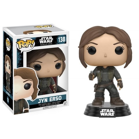 Фигурка Funko POP! Bobble: Star Wars: Rogue One: Jyn Erso 10449