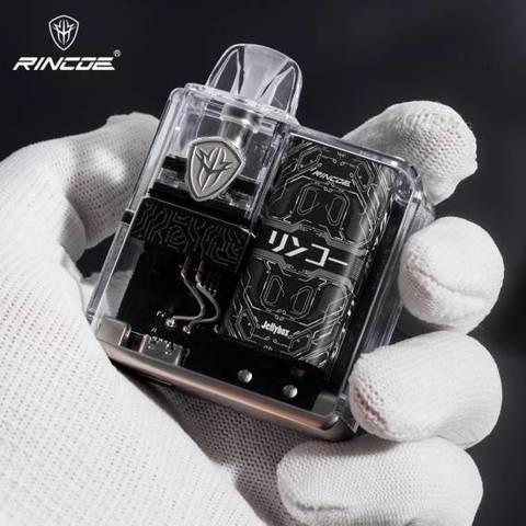 Набор Jellybox Nano pod by Rincoe 1000mAh 2.8мл