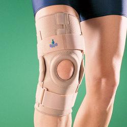 С нерегулируемыми шарнирами Ортез коленный ортопедический шарнирный prod_1242853498.jpg