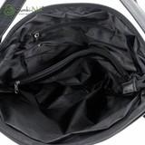 Сумка Саломея 387 черный (рюкзак)