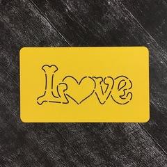 Любовь №12 / love