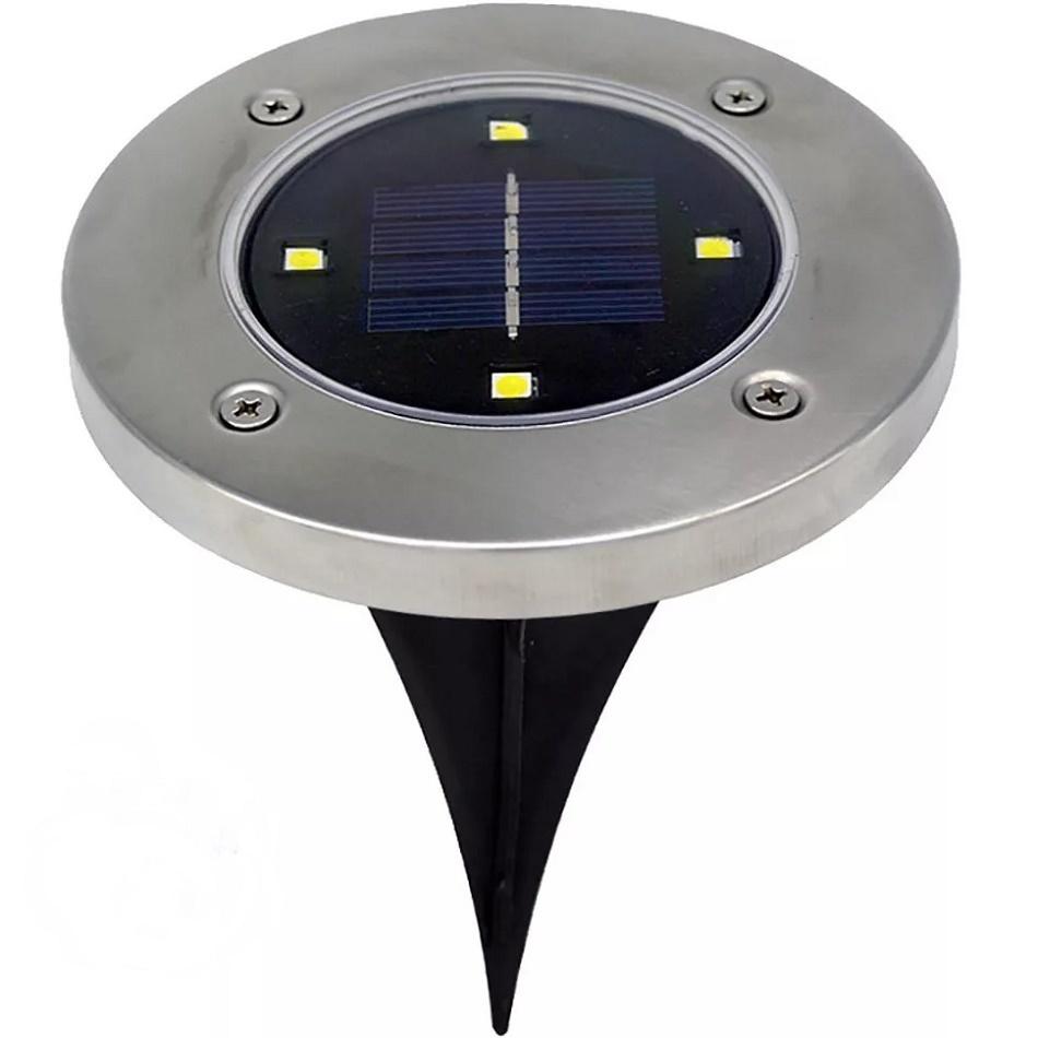 Товары на Маркете Садовый светильник на солнечных батареях, 4 шт светильник.jpg