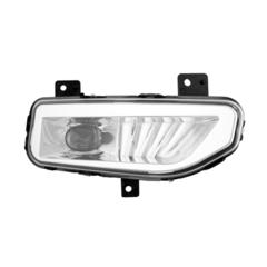 Фары противотуманные светодиодные автомобильные MTF Light NISSAN NEW, линза, 12В, 5000К