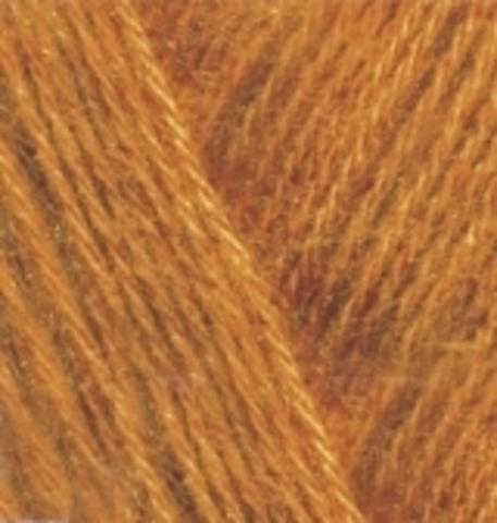 Пряжа Angora GOLD Alize 234 Рыжий