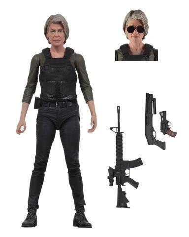Фигурка NECA Terminator Dark Fate Sarah Connor || Сара Коннор
