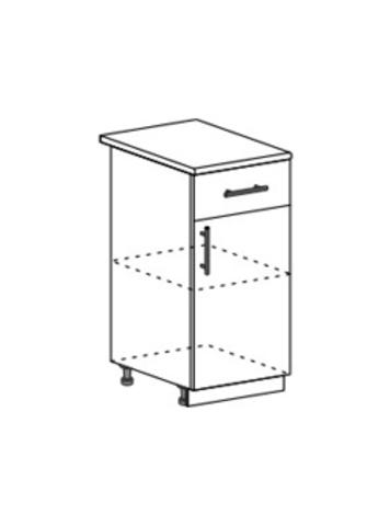 Шкаф нижний с 1 ящиком