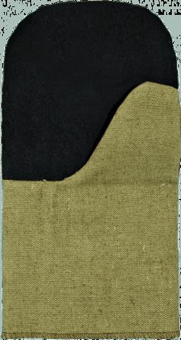 Рукавицы брез. со спилковым наладонником