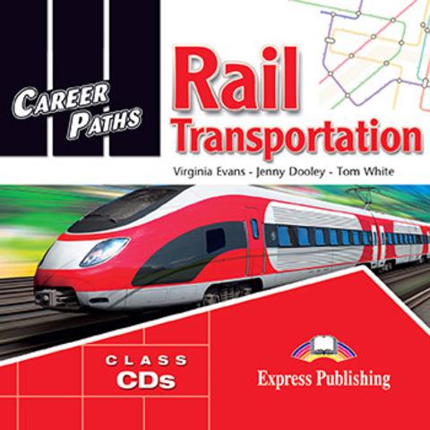 Career Paths - Rail Transportation Audio CDs