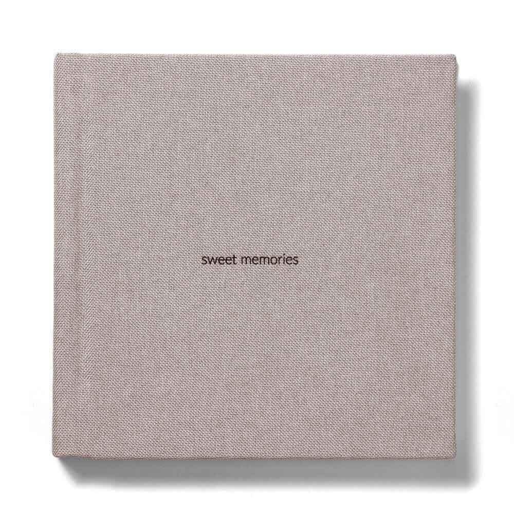 Photobook 20x20 Linen Fabric