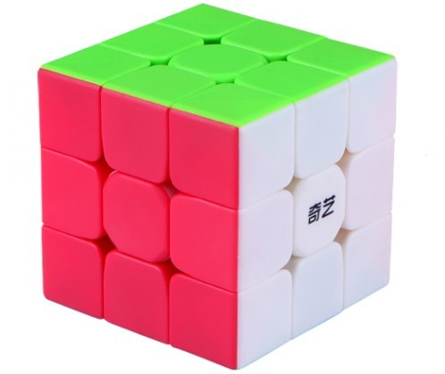 Кубик QiYi (MoFangGe) 3x3x3 Warrior S
