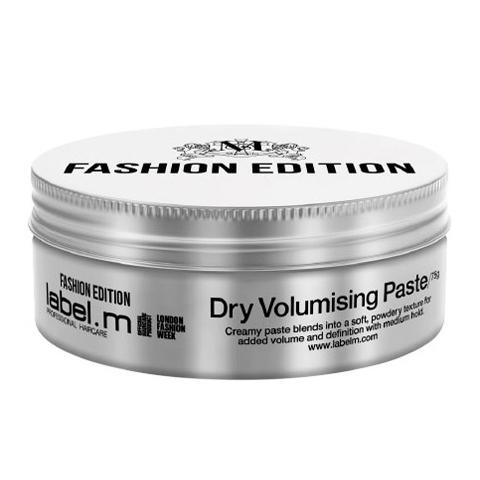 LABEL. M Fashion Edition: Сухая паста для объема волос (Dry Volumising Paste), 75г
