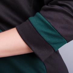 Карамель. Сукні великіх розмірів. Чорний Смарагд.