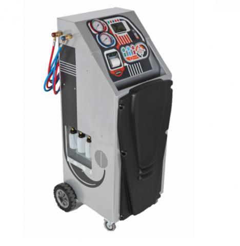 Установка для заправки автокондиционеров BREEZE ADVANCE PLUS Printer