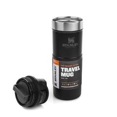 Термостакан Stanley Classic 0,47L Trigger Action 1-Hand черный new - 2