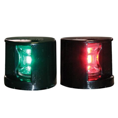 Огни бортовые светодиодные, черный корпус