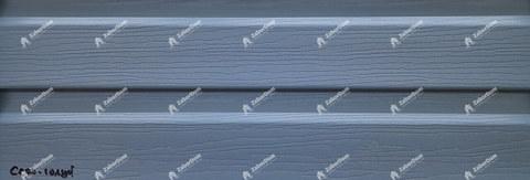 Виниловый сайдинг Альта Профиль серо-голубой 3000х230 мм