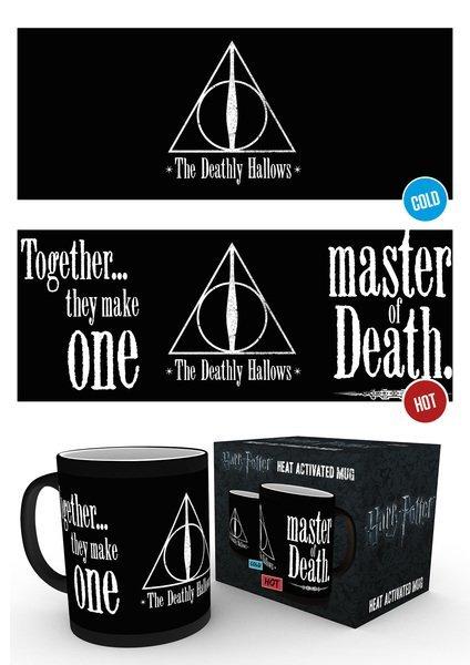 Кружка-хамелеон Harry Potter (The Deathly Hallows)