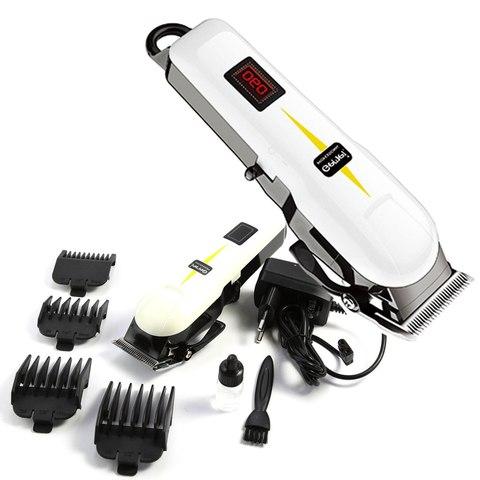 Профессиональная машинка для стрижки волос Gemei GM-6008